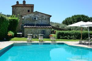 Fonte Sant'Angelo Villa Sleeps 10 Pool Air Con WiF - AbcAlberghi.com