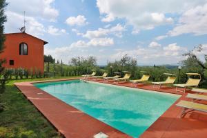 Montespertoli Villa Sleeps 8 Pool Air Con WiFi