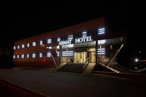 Armat Hotel - Patrony