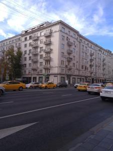 Отель Капсульный отель Соты, Москва