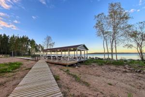 Гостиницы у Ладожского озера