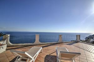 Amalfi Villa Sleeps 5 Air Con - AbcAlberghi.com