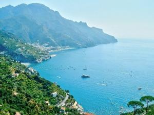 Ravello Villa Sleeps 2 Air Con WiFi - AbcAlberghi.com