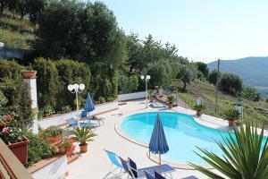 Agropoli Villa Sleeps 11 Pool Air Con WiFi - AbcAlberghi.com
