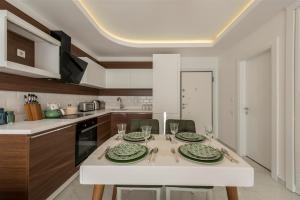 Elite Marine Residence, Apartmanok  Alanya - big - 12