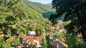 Chalet Coquelicot (Co-cli-co) relax in nature Achaia Greece