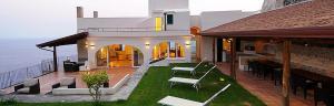 Amalfi Villa Sleeps 24 Pool Air Con WiFi - AbcAlberghi.com