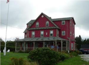 Cranberry Cove Inn - Accommodation - Louisbourg