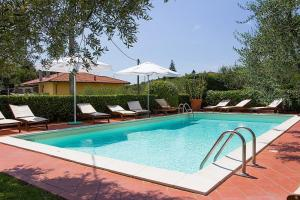Montecatini Terme Villa Sleeps 4 Pool Air Con WiFi - AbcAlberghi.com