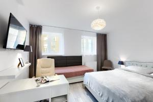 Apartament 555 Ogród w Centrum Apartamenty No1