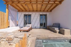 Trinity Mykonos - Boutique Beachfront Hotel Myconos Greece