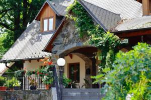 Albergues - Penzion Bobrovnik