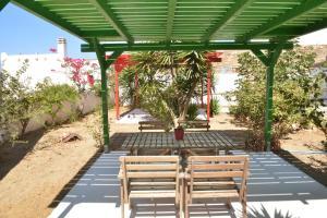 Paradisia Villas, Residence  Naxos Chora - big - 46