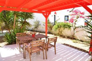 Paradisia Villas, Residence  Naxos Chora - big - 54