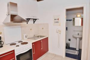 Paradisia Villas, Residence  Naxos Chora - big - 53