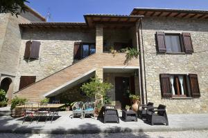 Osteria di Ramazzano Villa Sleeps 3 Pool Air Con - Ramazzano