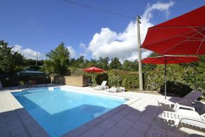 obrázek - Todi Villa Sleeps 10 Pool WiFi