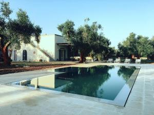 Spongano Villa Sleeps 6 Pool Air Con WiFi - Spongano