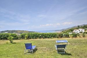 Agropoli Villa Sleeps 10 Air Con WiFi - AbcAlberghi.com