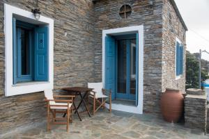 Petra Traditional House Andros Greece
