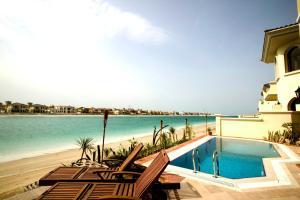 Ahlan Holiday Homes - Luxury Beach Villa - Dubai