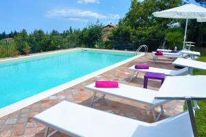 Blandano Villa Sleeps 6 Pool Air Con WiFi - AbcAlberghi.com