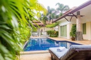 LESPALM WATERFALL POOL VILLA - Ban Riang