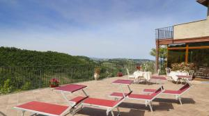 Colleverde Country House, Hotels  Urbino - big - 135