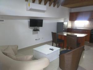 Apartahotel Caribe Paraiso, Апарт-отели  Хуан-Долио - big - 27