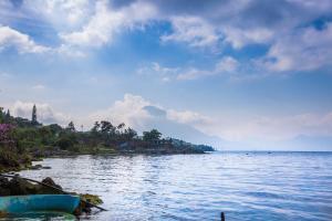 Villas de Atitlan, Комплексы для отдыха с коттеджами/бунгало  Серро-де-Оро - big - 147