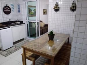 Residencial Premium, Ferienwohnungen  Mongaguá - big - 40