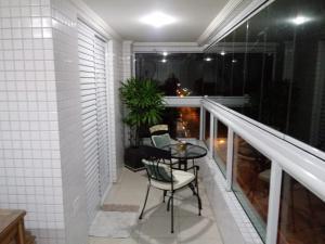 Residencial Premium, Ferienwohnungen  Mongaguá - big - 45