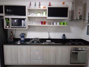 Residencial Premium, Ferienwohnungen  Mongaguá - big - 46