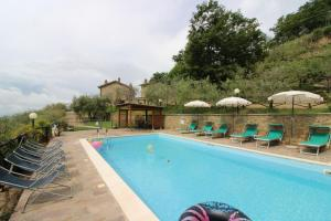 San Giustino Valdarno Villa Sleeps 6 Pool WiFi