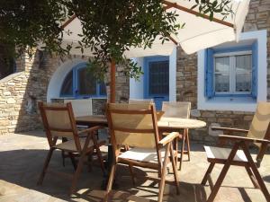 Despotiko View Antiparos Greece