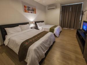 Luxfort 118 Service Suites, Ferienwohnungen  George Town - big - 23