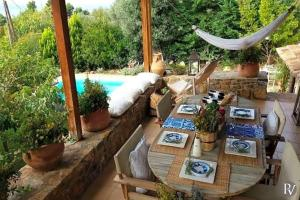 Nerotrivia Villa Sleeps 7 Pool Air Con WiFi - Nerotriviá