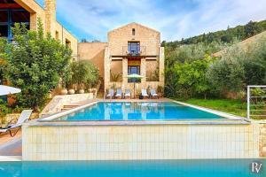 obrázek - Gavalochori Villa Sleeps 10 Pool Air Con WiFi