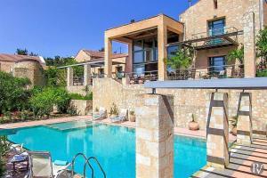 obrázek - Gavalochori Villa Sleeps 12 Pool Air Con WiFi