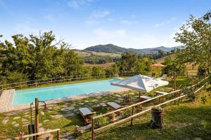 Perugia Villa Sleeps 10 Pool WiFi - Civitella Benazzone