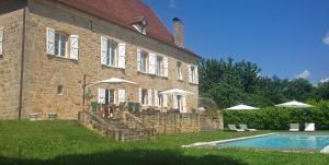 Le Bourg Villa Sleeps 10 Pool WiFi - Lacapelle-Marival