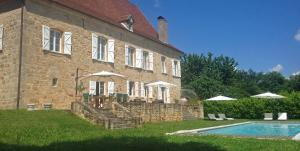 Le Bourg Villa Sleeps 10 Pool WiFi - Sonac