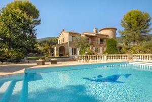 Speracedes Villa Sleeps 11 Pool WiFi - Peymeinade