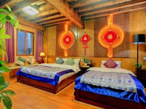 Flower Mirage Inn, Privatzimmer  Lijiang - big - 47