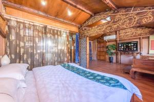 Flower Mirage Inn, Privatzimmer  Lijiang - big - 52