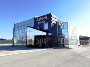 Gostinychniy Kompleks Artem- Plaza - Kyngol'