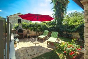 Labinci Villa Sleeps 4 Air Con WiFi - Labinci
