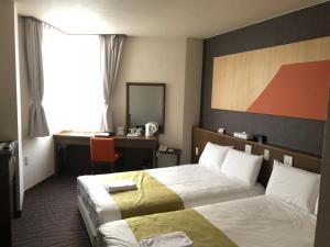 Fujisan Station Hotel, Szállodák  Fudzsijosida - big - 28