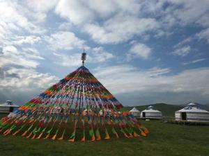 Albergues - Bayin Yurt Guesthouse