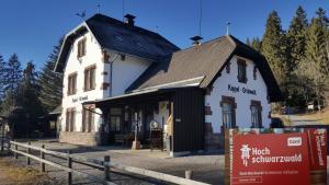 Bahnhof Kappel-Grünwald - Holzschlag